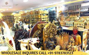 handicraft showroom in jaipur, Wooden handicrafts Wholesalers