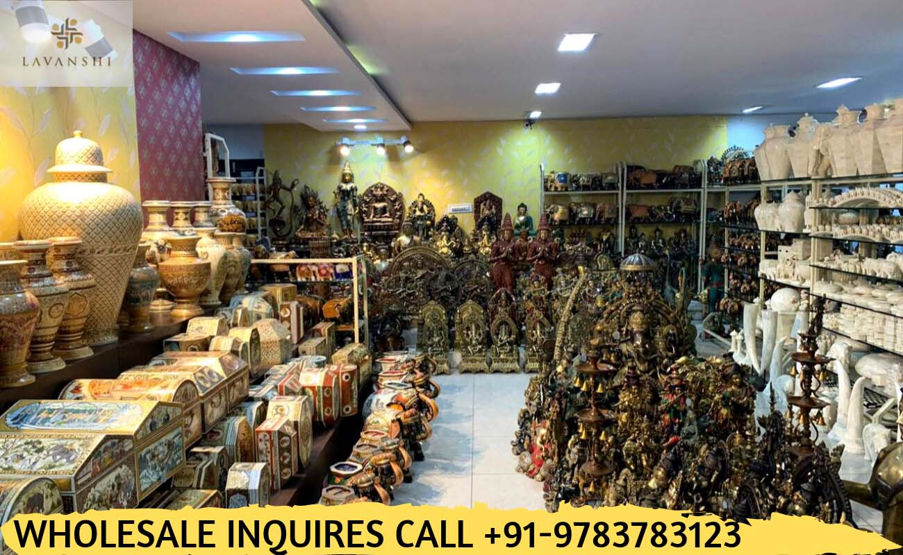 handicrafts suppliers, wholesalers in Jaipur