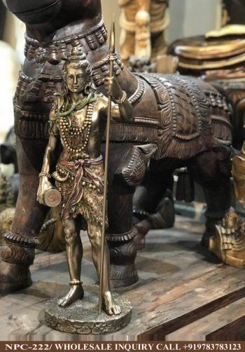 Big Shiva Statue, Religious Idol Hindu Shiva Online
