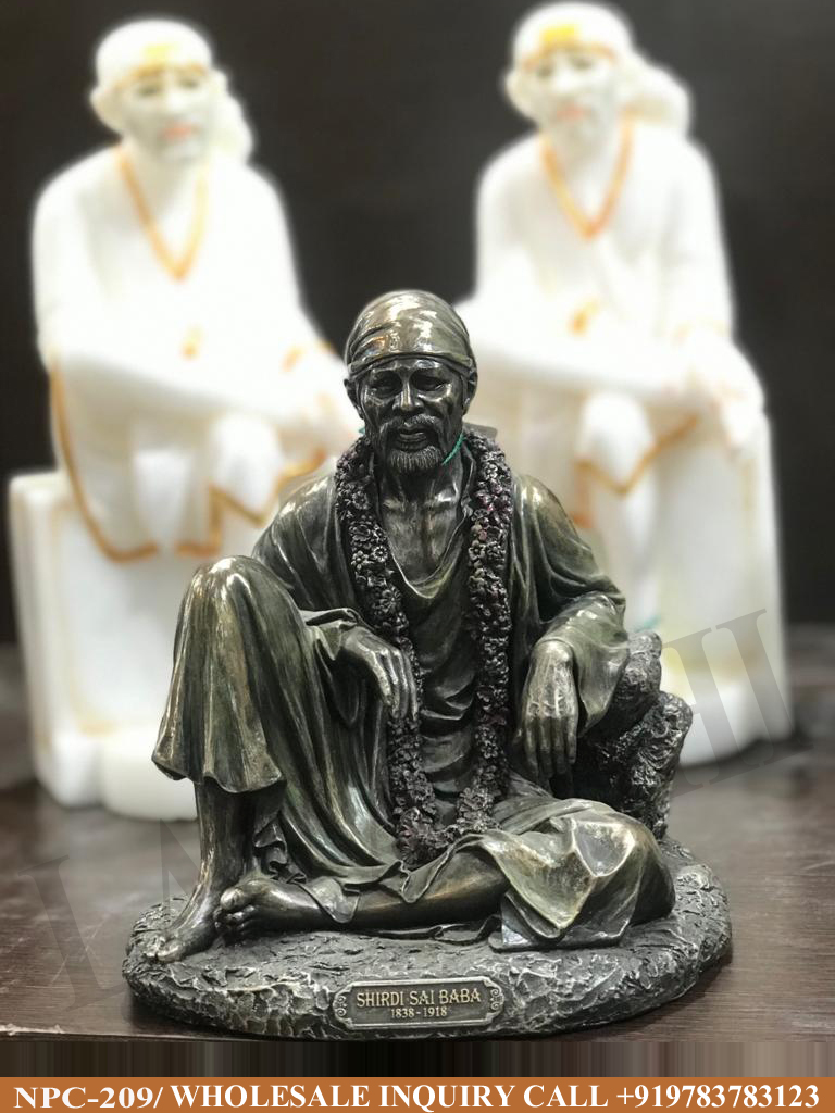 Shirdi Sai Baba Statue,Indian Hindu God