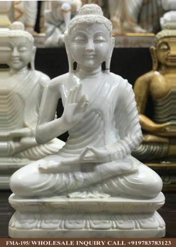 big marble buddha statue, handmade buddha showpiece, home decoration marble buddha, lord buddha marble statue, makrana marble buddha statue, marble buddha manufacturer jaipur, marble buddha murti, marble buddha online jaipur, marble buddha supplier jaipur,