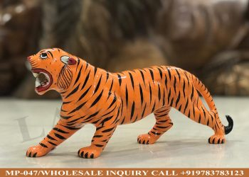 marble statues online,marble statues manufacturers, marble statues wholesale, marble idols near me, Corporate Gifts,tiger,festive décor,statue manufacures