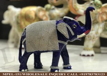 marble statues online,marble statues manufacturers, marble statues wholesale, marble idols near me, Corporate Gifts,elephant,festive décor,statue manufacures