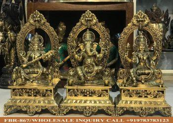 Laxmi Ganesha Statue, Diwali Home Decor, LGS Statue Online